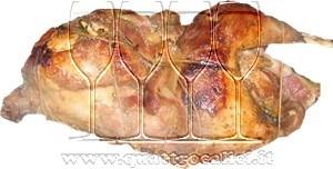Fagiano arrosto ripieno