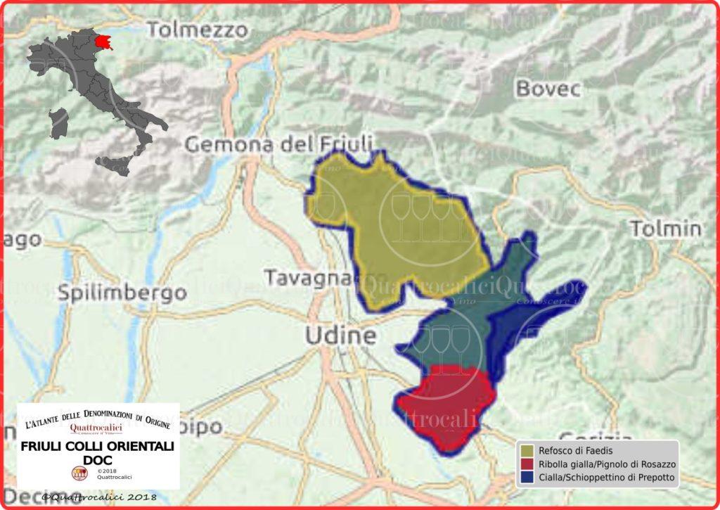 friuli-colli-orientali-doc-cartina