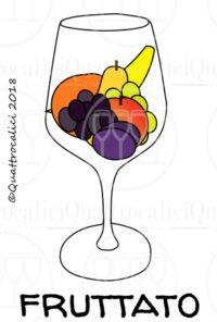 vino fruttato