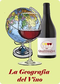La geografia del vino - Il Corso sul Vino di Quattrocalici