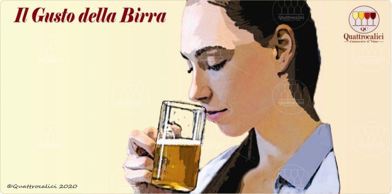 Il gusto della birra