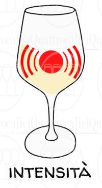 Intensità Olfattiva del Vino