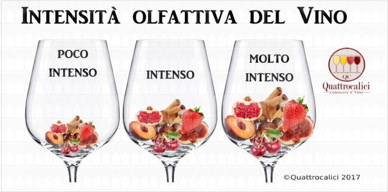 Intensità del vino