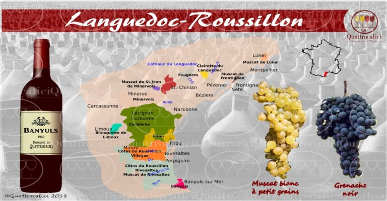 Languedoc-Roussillon - I vini
