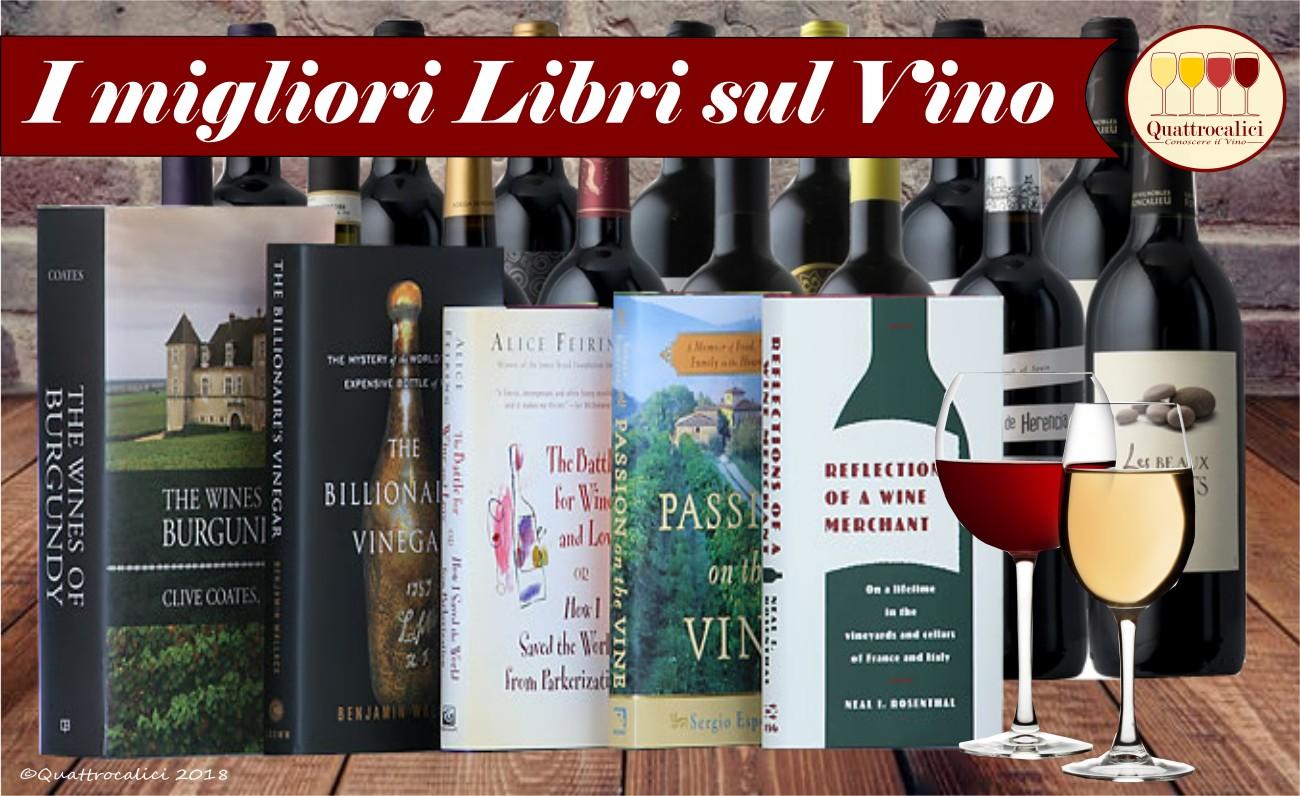 i migliori libri sul vino