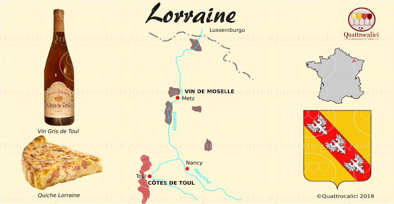 La Lorena e i suoi vini