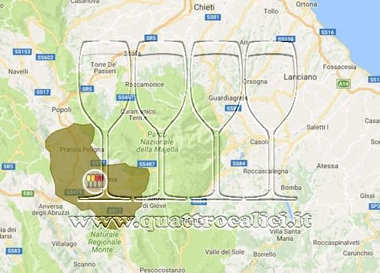 Montepulciano d'Abruzzo DOC sottozona Terre dei Peligni