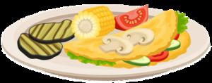 Frittate e omelettes