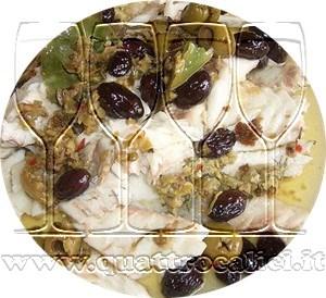 Orata alle olive