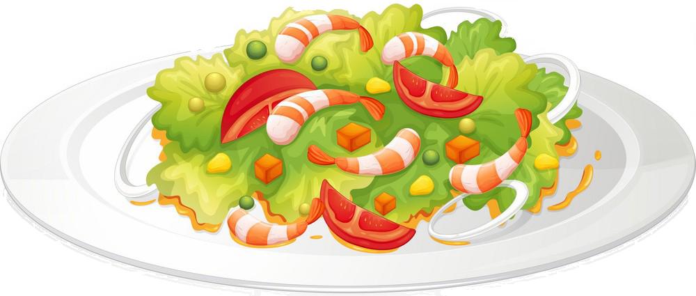pesce insalata