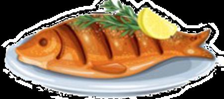 portate di pesce