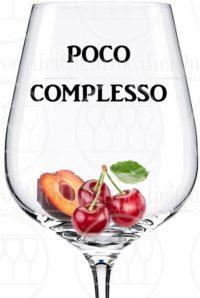 vino poco complesso