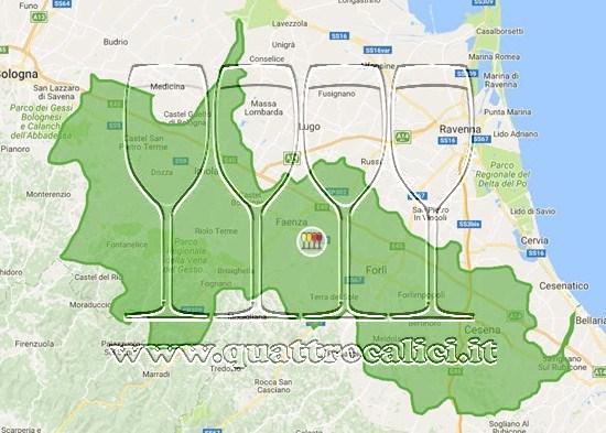 Romagna DOC sottozona Albana spumante