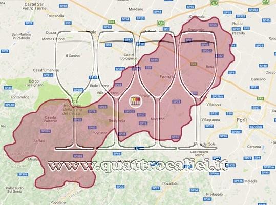Romagna DOC sottozona Brisighella