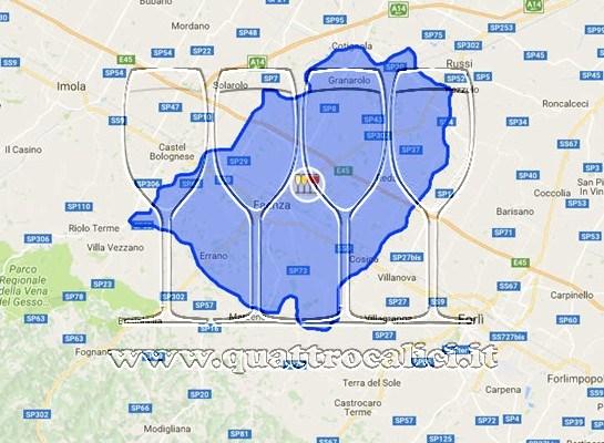 Romagna DOC sottozona Marzeno e Oriolo
