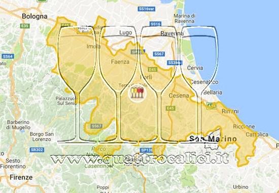 Romagna DOC sottozona Sangiovese