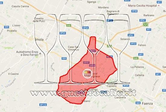 Romagna DOC sottozona Serra