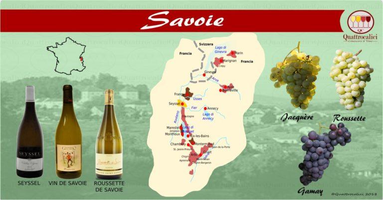 La Savoia e i suoi vini