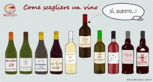 scegliere il vino