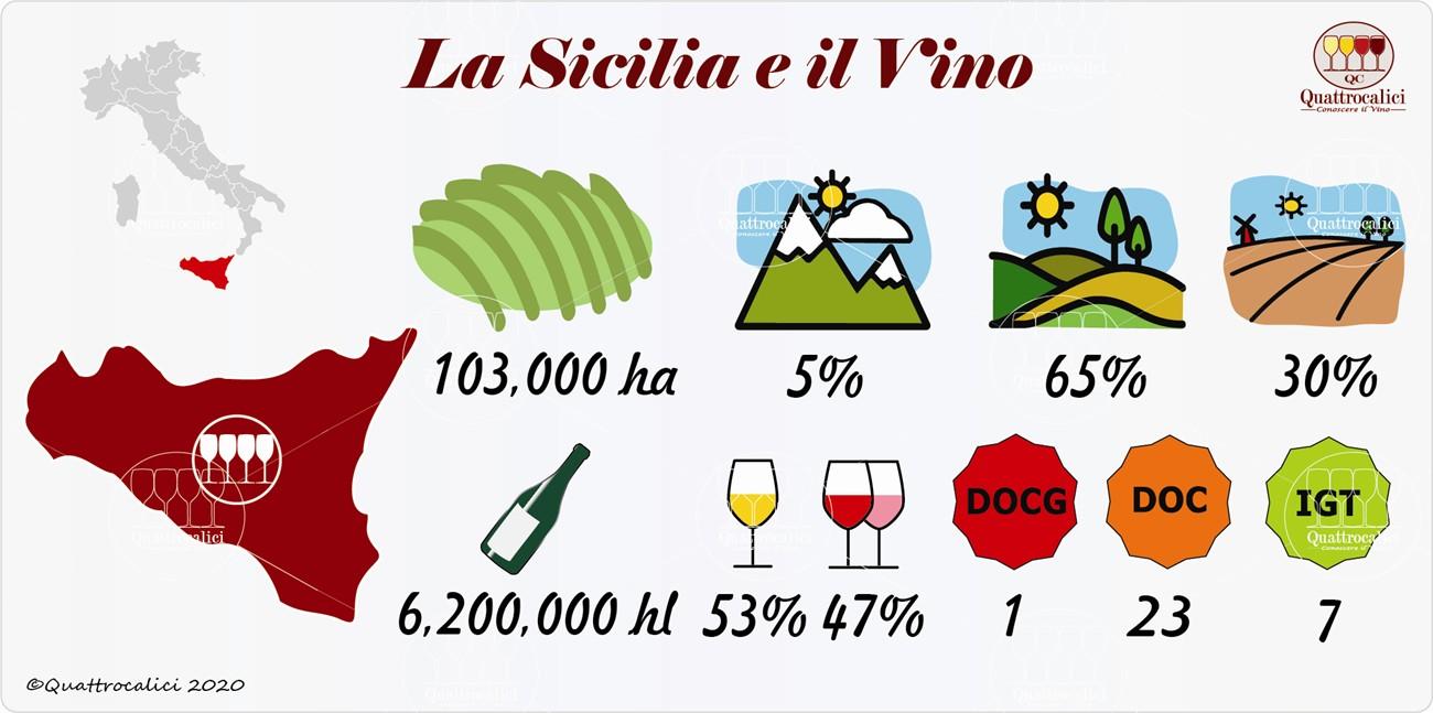 vino e vini in sicilia