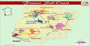 Francia - Il Sud Ovest e il vino