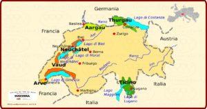 La Svizzera e il vino
