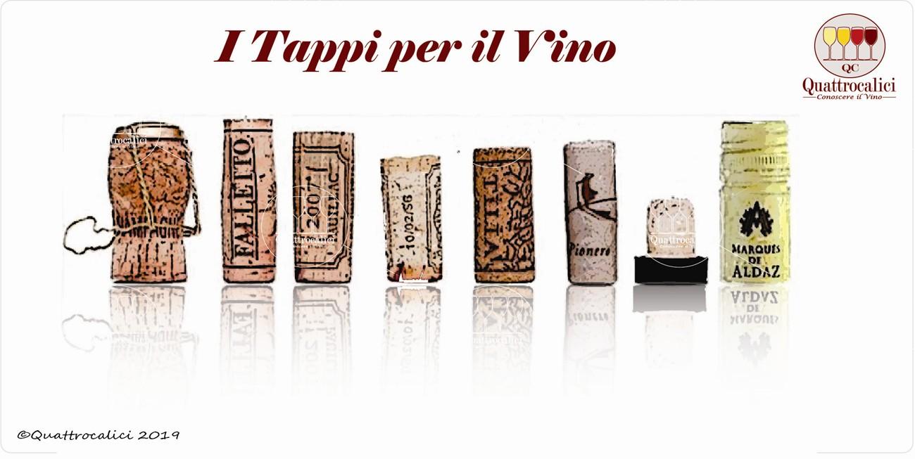 I tappi per il vino