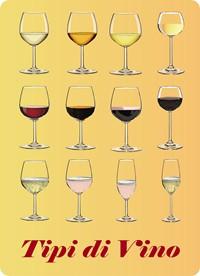 tipi di vino - il corso sul vino di quattrocalici