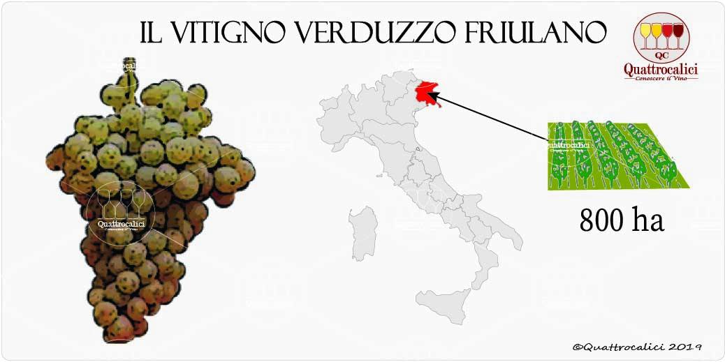 vitigno verduzzo friulano