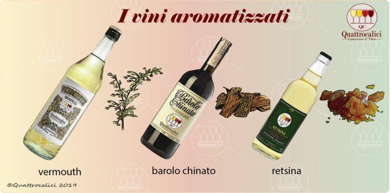 vini aromatizzati
