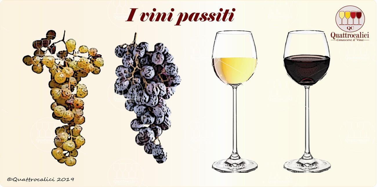 i vini passiti