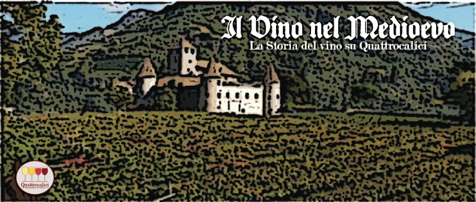 Il vino nel Medioevo