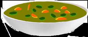 Zuppe e minestre di verdura