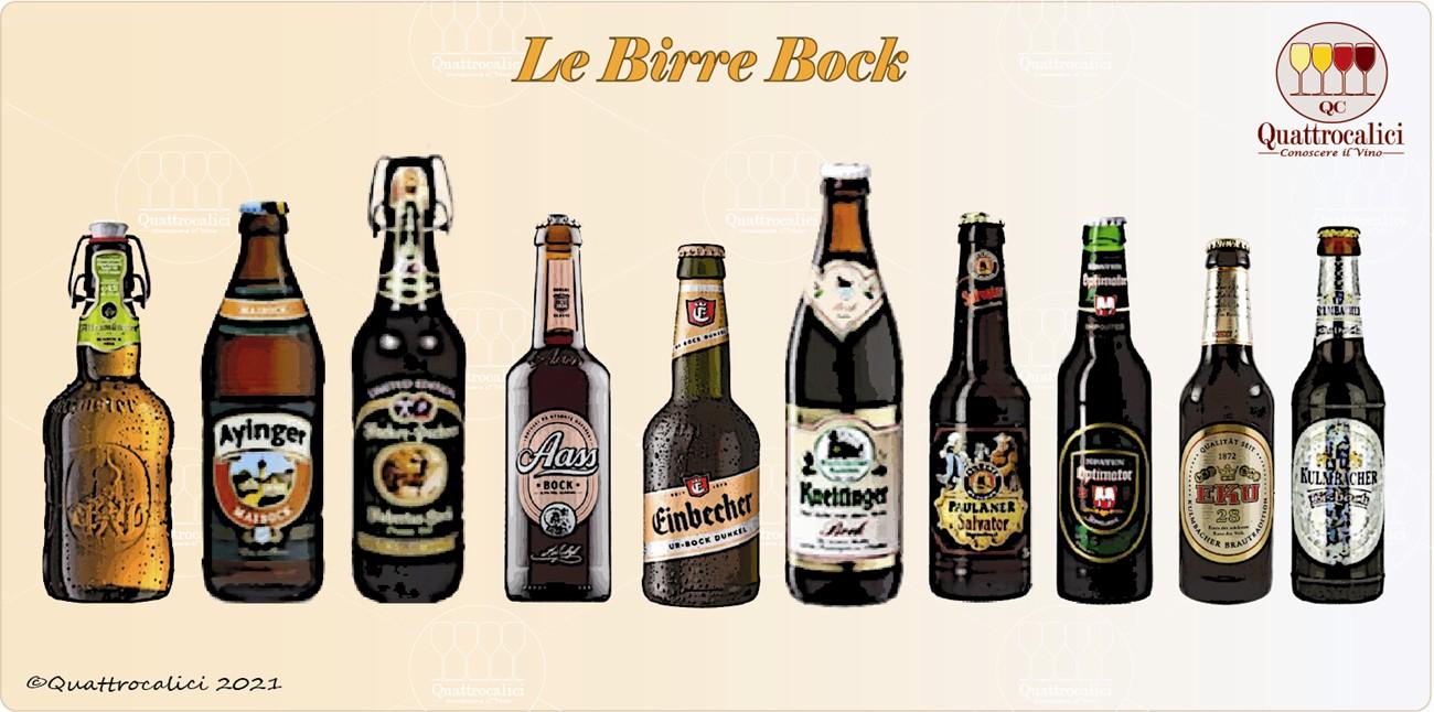 le birre bock