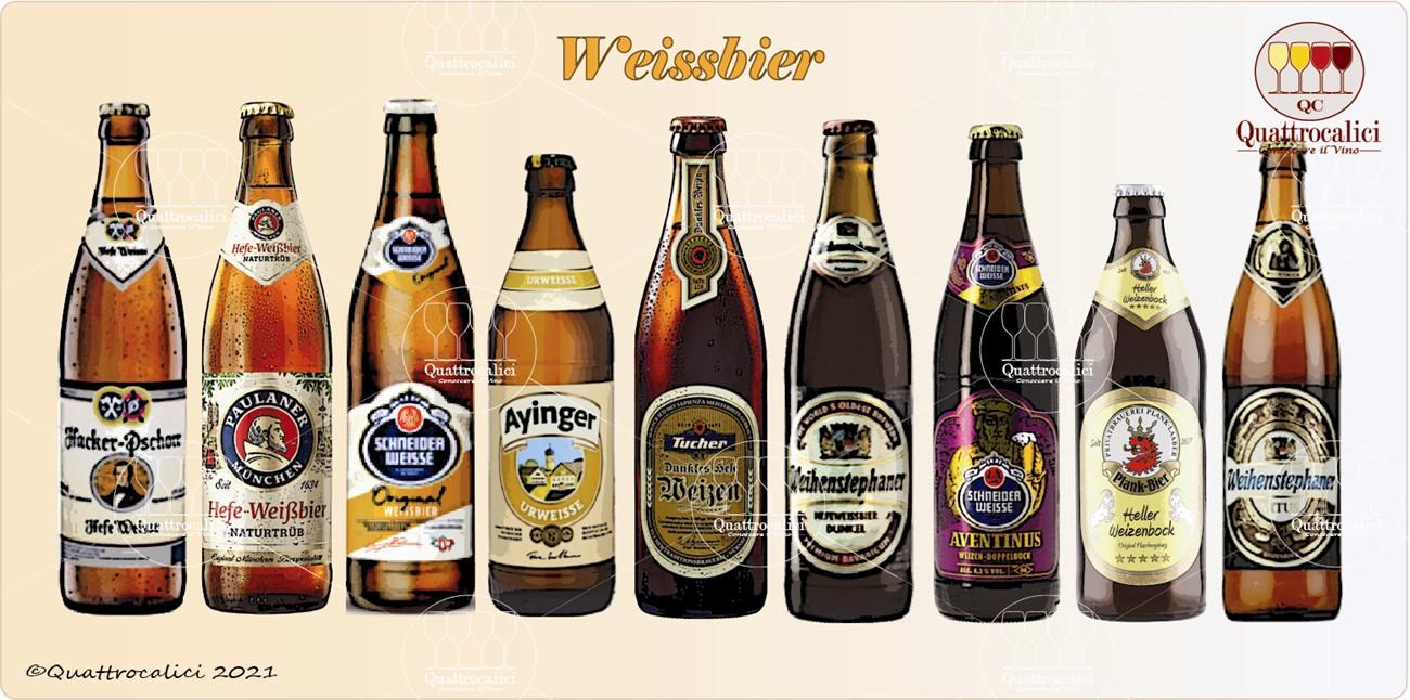 weissbier la birra di frumento