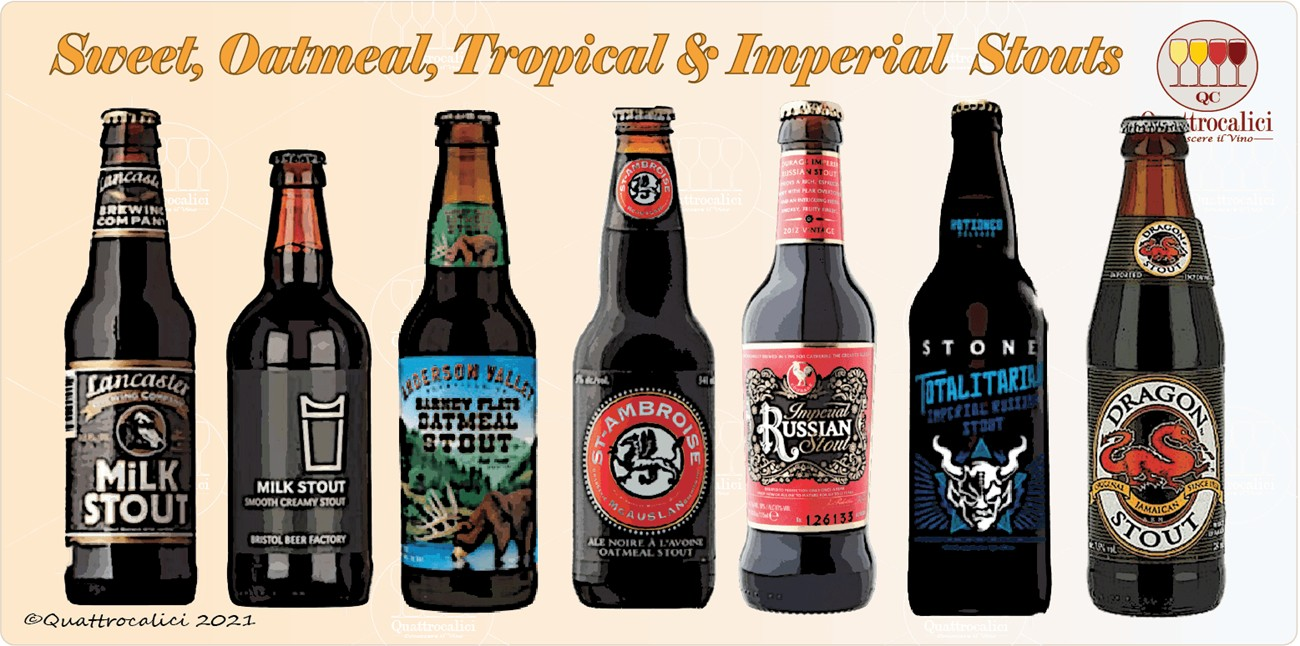 english and foreign stouts