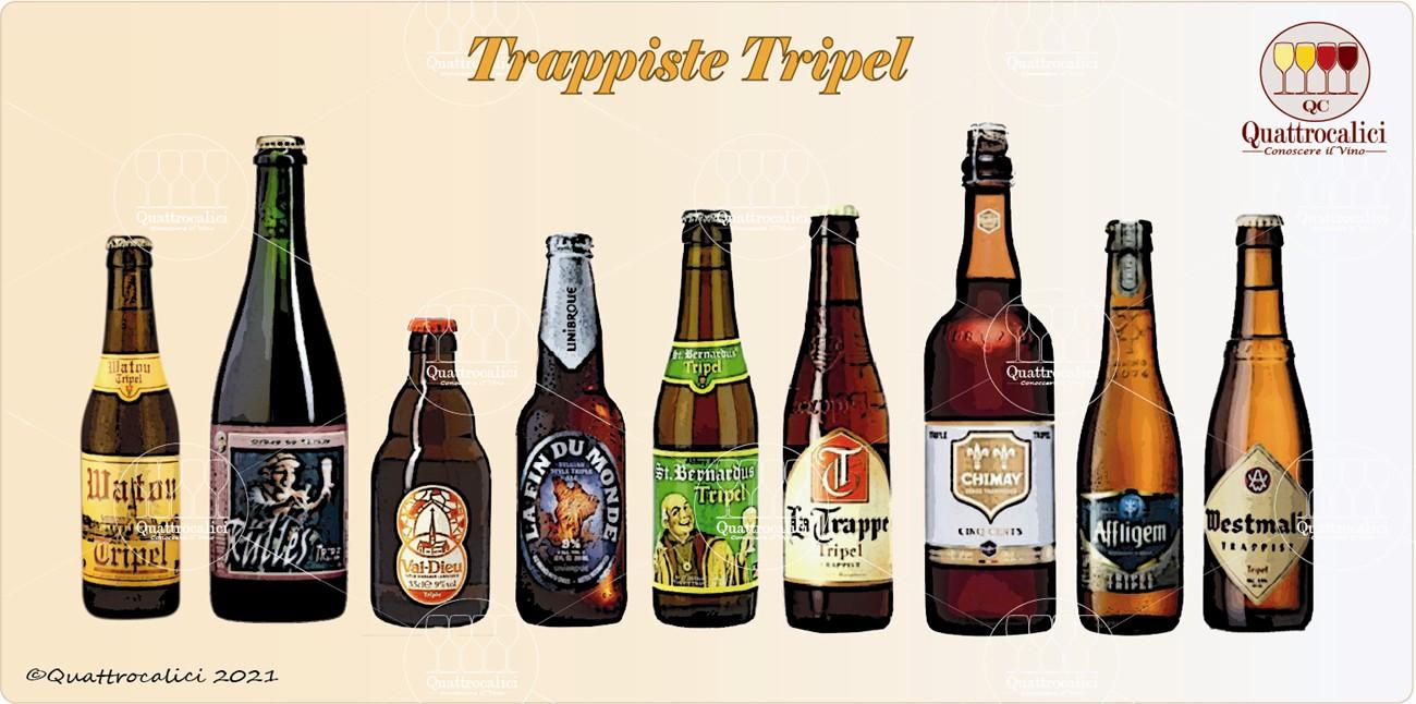 birre trappiste tripel